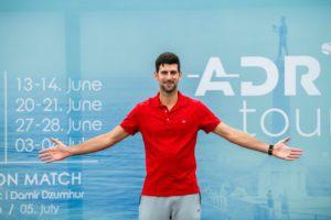 Novak Djoković fot. Fotosr52 Shutterstock.com