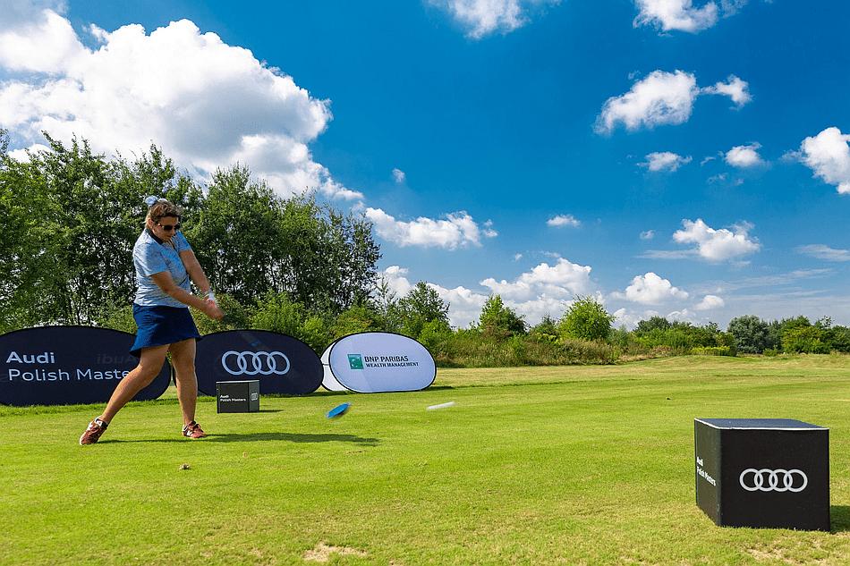 urniej golfa Audi Polish Masters Fot. Golf24